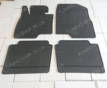 Резиновые коврики Mazda 3 2013-2019