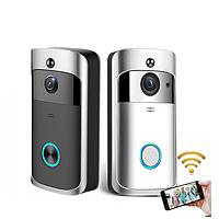 Дверной звонок с Wi-Fi-камерой и он-лайн доступом с телефона Домофон с камерой