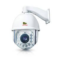 Роботизированная наружная камера с ИК подсветкой IPS-212X-IR