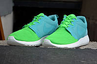Мужские кроссовки Nike Roshe Run Hyperfuse QS Green