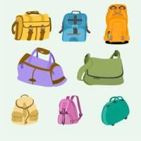 Сумки, рюкзаки, барсетки (Склад №1 Херсон)