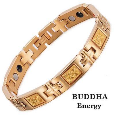 Магнитный браслет Энергия Будды