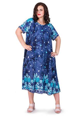 Женское летнее платье 22011-7, фото 2