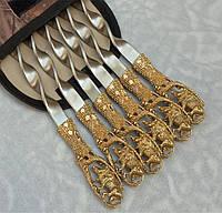 Шампура Дикий кабан набор шампуров в чехле из плотной ткани 6шт