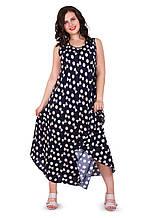 Женское летнее платье 1232-52