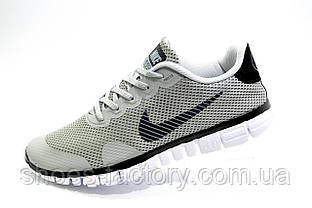 Мужские кроссовки стиле Nike Free Run 3.0 V2, 2019 Gray\Серые