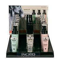 Стартовый набор INGRID База под макияж(3 вида*6шт)18шт+ полочка+тестера