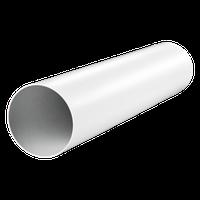 Вентиляционная труба 1005 круглая D=100мм пластик длина 0,5м