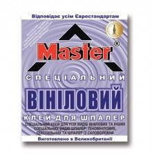 Клей для виниловых обоев Мастер Вініловий, 250 г
