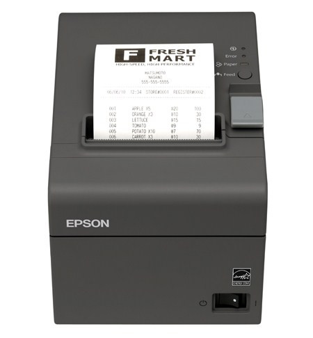 POS-принтер Epson TM-T20 Ethernet