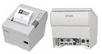 POS-принтер Epson TM-T88V Ethernet, фото 2