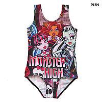 Купальник Monster High для девочки.  5-6;  7-8 лет, фото 1