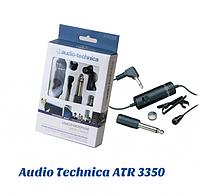 Audio-Technica Петличный микрофон ATR3350, фото 1