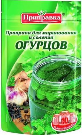 Приправа для маринования и соления огурцов , 45 гр, фото 2