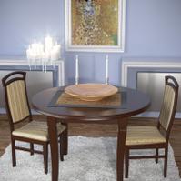 """Стол деревянный на кухню """"Лас-Вегас"""" (2100)"""
