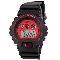 Casio G-Shock DW-6900 Black-Red