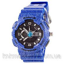 Casio Baby-G GA-110 Jeans-Blue