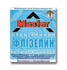 Клей для флизелиновых обоев Мастер Флізелін, 250 г