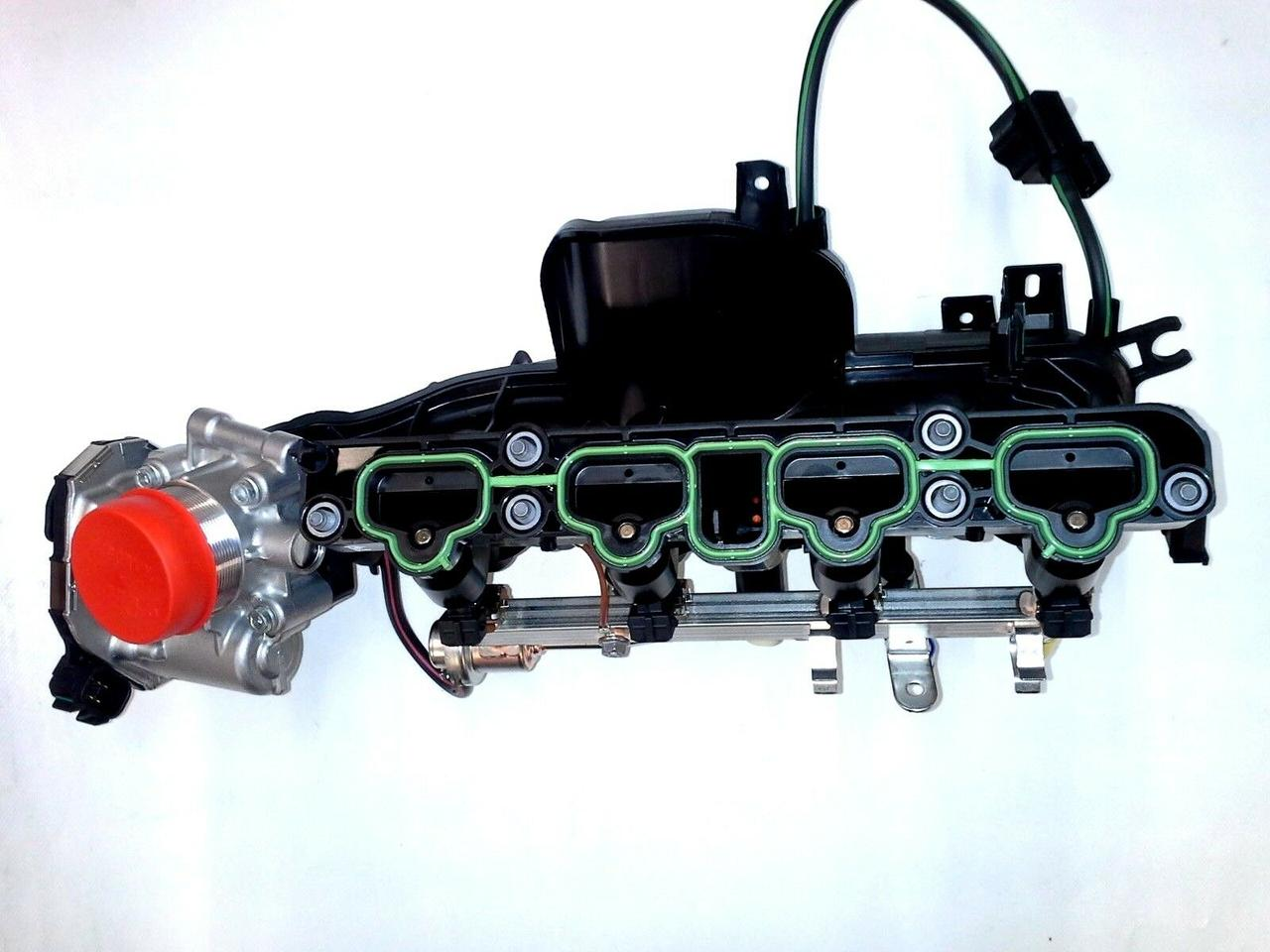 Коллектор впускной GM 55581015 A14NEL B14NEL A14NET B14NET OPEL Astra-J & CHEVROLET Cruze