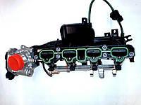 Коллектор впускной GM 55581015 A14NEL B14NEL A14NET B14NET OPEL Astra-J & CHEVROLET Cruze, фото 1