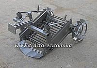 Картофелекопалка транспортерная для мотоблока, мототрактора, минитрактора