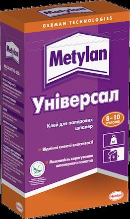 Клей обойный универсальный Метилан Универсал 250 г - Элементы декора и отделочные материалы в Киеве