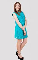 Очаровательное платье без рукава