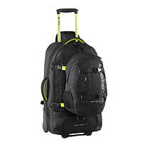 Сумка-рюкзак на колесах Caribee Fast Track 75 Black