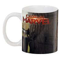 Кружка GeekLandКапитан МарвелCaptain Marvel Кэрол Дэнверс CМ.02.01