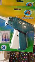 Пистолет для бирок + 5 игл
