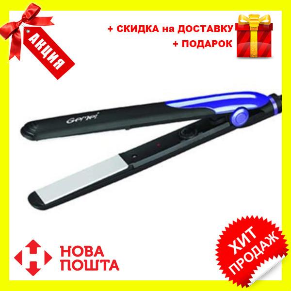 Утюжок для волос Gemei GM 1954 | выравниватель | утюжок для выпрямления