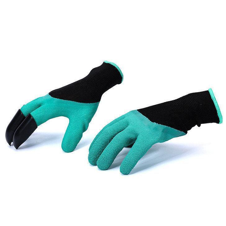 Многофункциональные Садовые Перчатки с когтями для пальцев, Садоводческие перчатки для растений Plant Gloves