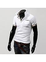 Мужская рубашка поло  Stereoman