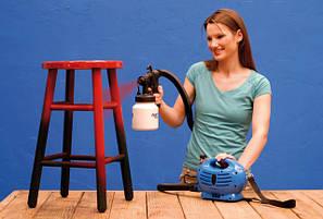 Распылитель краски краскопульт Paint Zoom, фото 2