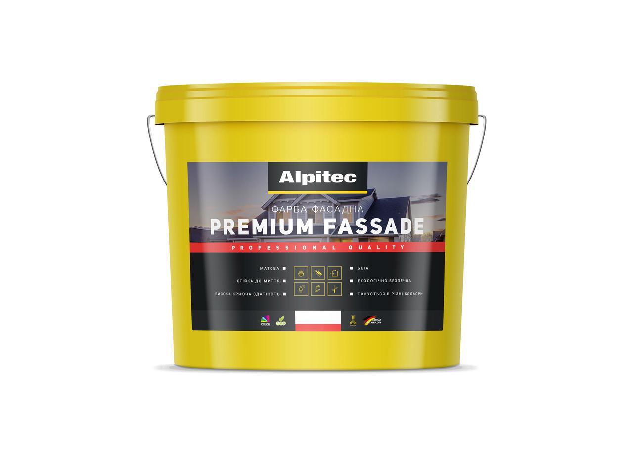 Alpitec краска Premium Fassade 3.5 кг
