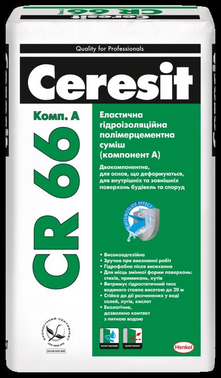 CR-66/22,5 Эластичная гидроизоляция