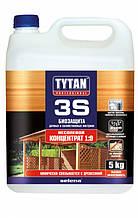 Tytan 3S концентрат 1:9 - 1кг Биозащита дачных и хоз.постр.
