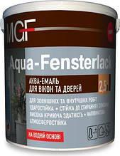 Акваэмаль для окон и дверей MGF 0,75л  Aqua-Fensterlack