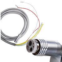 Шланг турбинный наборний со светом М6