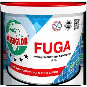 Анцерглоб FUGA/3кг.-д/пл.белая  (132)