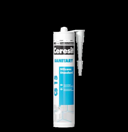 Герметик Ceresit Sanitary CS15 (прозрачный)