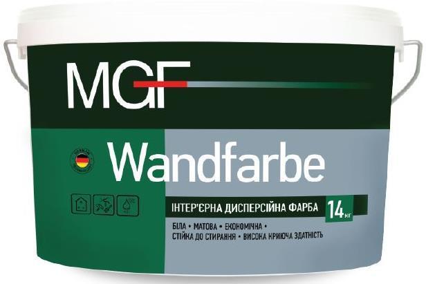 Краска MGF M1a Wandfarbe 1,4кг