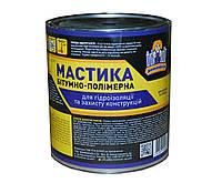 Мастика ALPITEC битумно-полимерная гидро. 5л