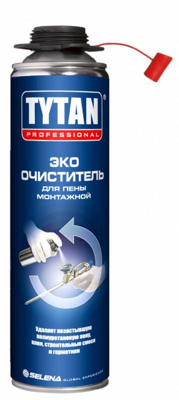 Очиститель пены Tytan 500мл