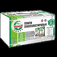 Пенопласт М25  EPS-30 50мм(1х0,5) {12}