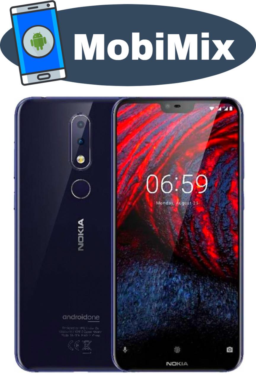 Nokia X6 4/64GB Blue