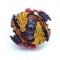 Волчок BEYBLADE S3 Луинор Золотой Дракон B-00 (Beyblade Longinus Gold Dragon B-00) с пусковым устройством