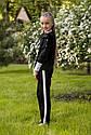 Школьная блуза для девочек sh-49 Barbarris Размеры 134-164, фото 6