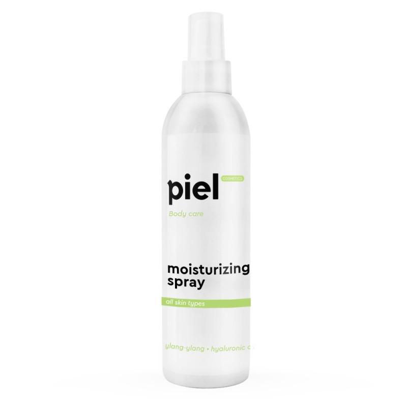 Piel Silver Body Spray Ультра увлажняющий спрей для тела c эфирным маслом иланг-иланга