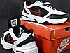 Мужские кроссовки Nike Air Monarch IV White/Black/Red 415445-101, фото 2